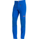 Mammut Eisfeld Light lange broek Heren Short blauw